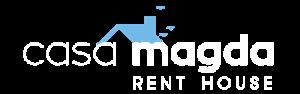 Logo Casa Magda, alquiler de habitaciones en Nuevo Nedado, la habana